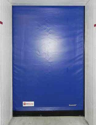 Porte souple frigo 01